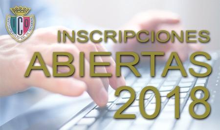 Preinscripciones 2018-2019