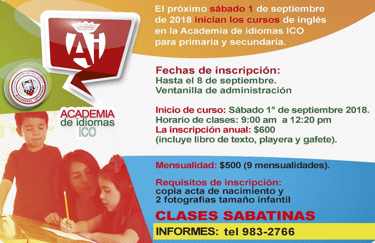 Academia de Idiomas ICO